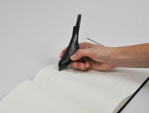 graphite-hand&swallow