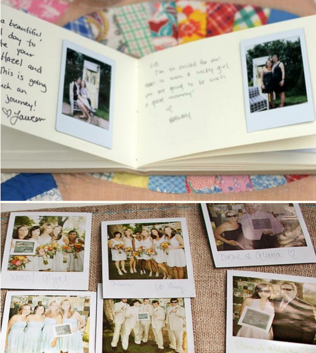 polaroid book archives