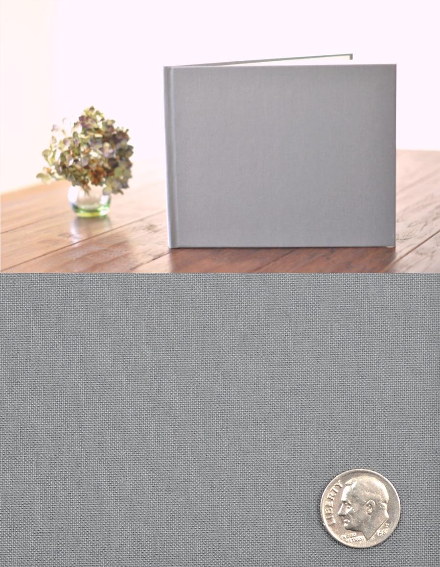 Slate Italian Rayon Linen