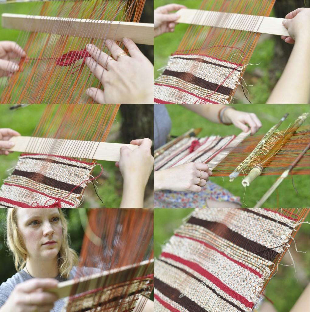 Jessie Weaving 2