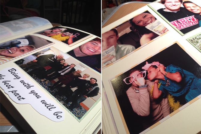 Creative Proposal Ideas Propose With A Scrapbook The