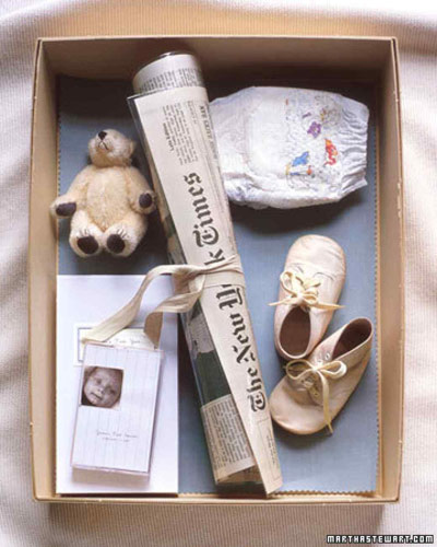 Baby's First Year - Time Capsule