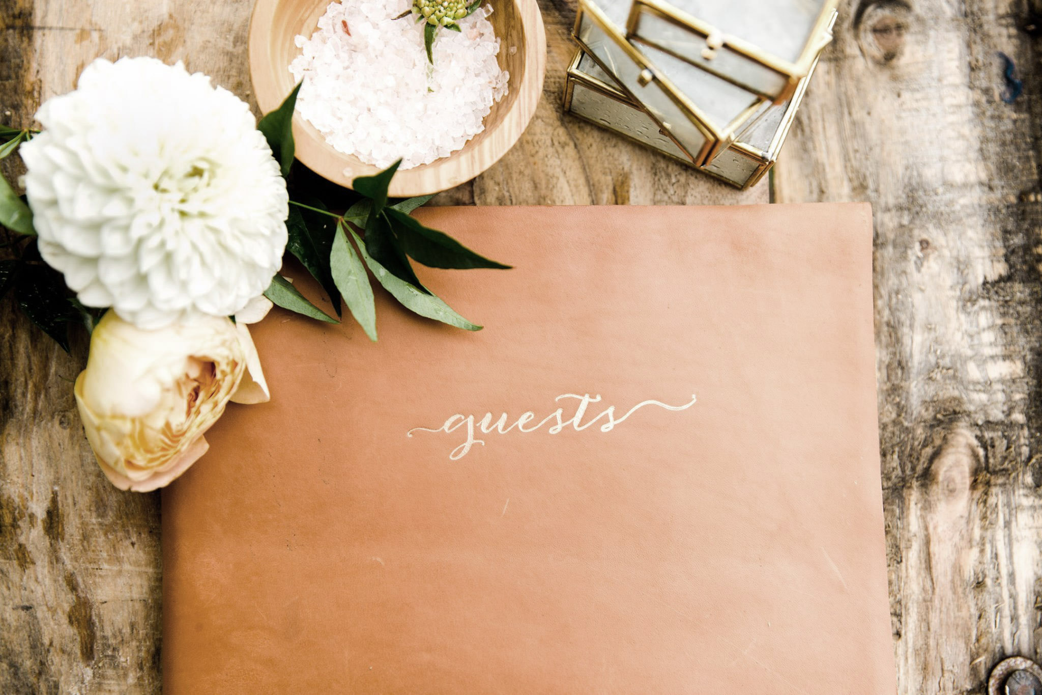 Classic-Leather-Guest-Book