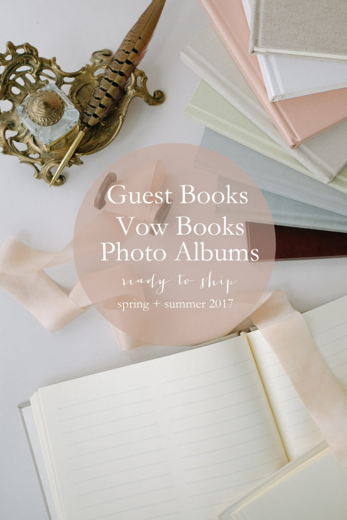 Guest-Books-Vow-Books-Photo-Albums