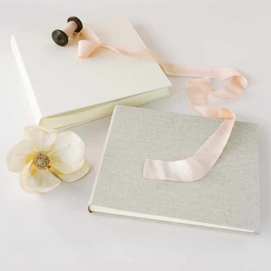 Guest Books, Vow Books and Wedding Albums Ready to Ship this Wedding ...