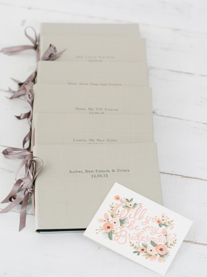 bridal part gifts bridesmaid proposal non alcoholic groomsmen gifts