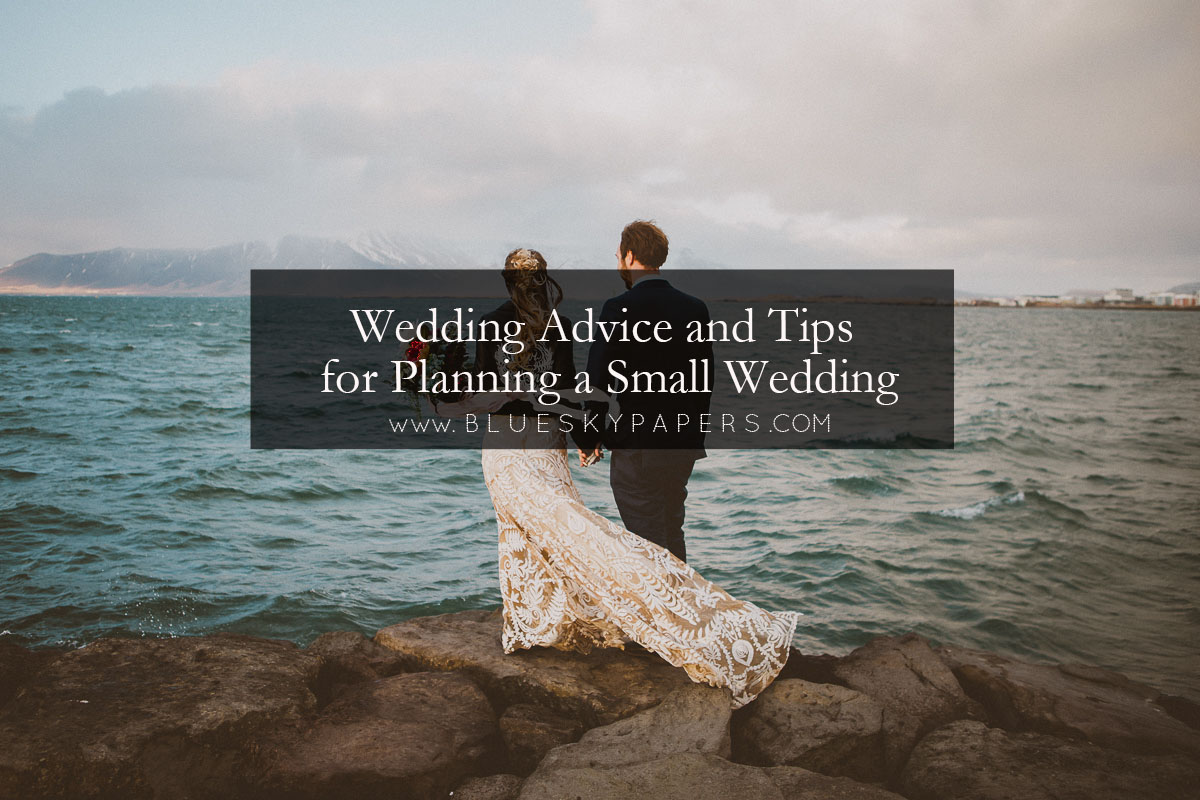 tips-for-planning-a-small-wedding