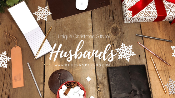 Unique Christmas Gifts For Husband Personalized And Handmade