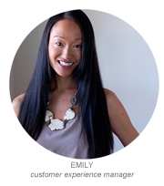 Emily | Customer Experience Manager