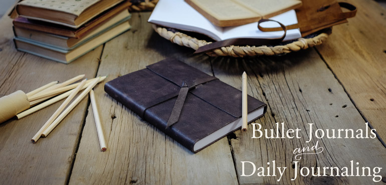 Blue Sky Papers Bullet Journals - perfect Christmas gift & productivity tool!