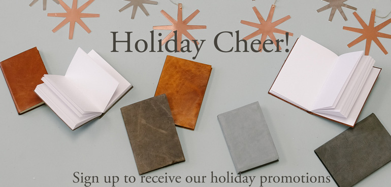 Blue Sky Papers Holiday Cheer! Sign up for our newsletter to learn about our deals & sales!