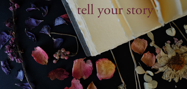 Tell your Story - Blue Sky Papers