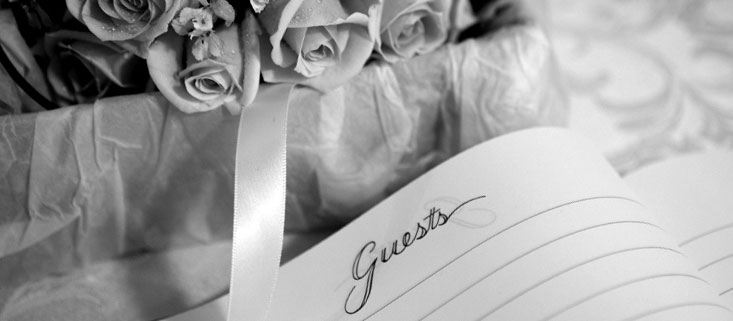 Guest Books for Weddings