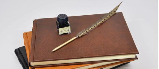 Guest Books & Pens