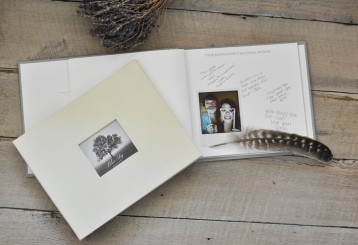 Anniversary Keepsake Book