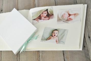 The Baby Artisan - Handmade Baby Album
