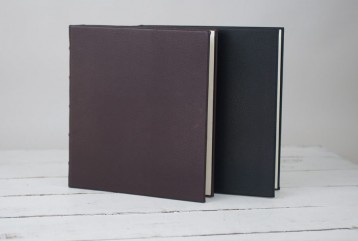 Large Leatherette Photo Album from Blue Sky Papers