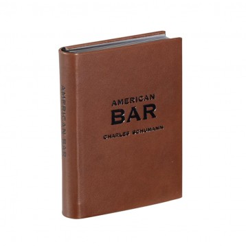 Personalized American Bar Book