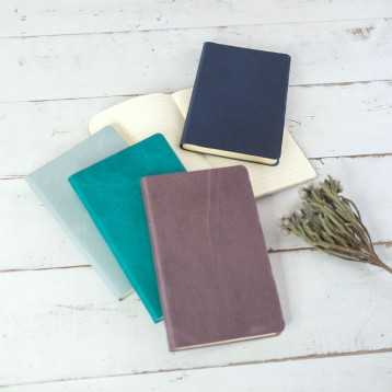 Colorful Leather Journals - Limited-edition hues - by Blue Sky Papers