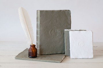 Cotton Paper Journal - available in 3 sizes
