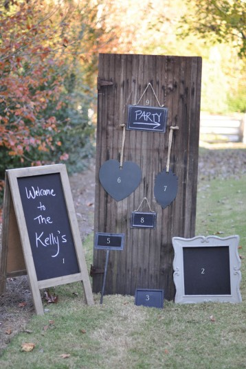 Chalkboard Signs - all shapes & sizes