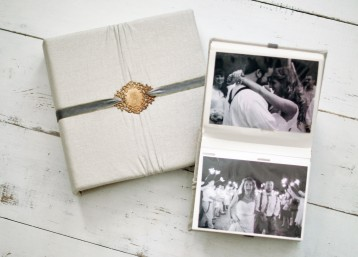 French Provencal Album - Clear Pocket Album