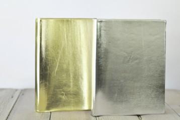 Metallic Photo Album Books