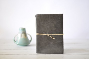 Leather Oblation Journal - Smoke