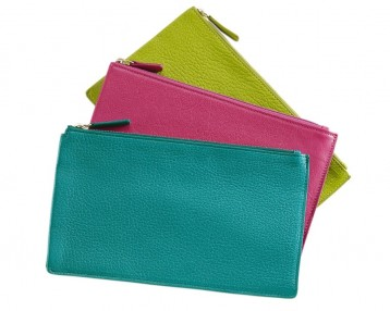 Flat Leather Cases