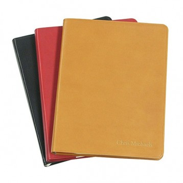 Personalized Leather Writing Journal