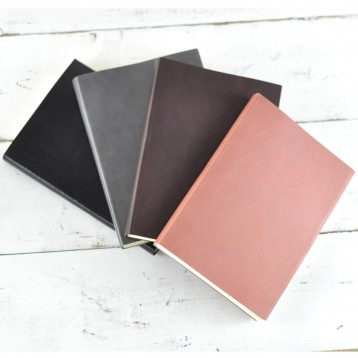 Professional Italian Leather Journals - Great Colors! - from Blue Sky Papers