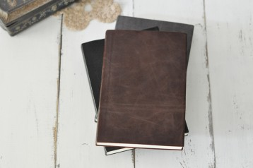Italian Leather Journals