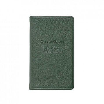 Leather USGA Scorebook - from Blue Sky Papers