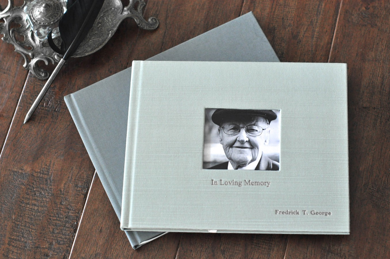 life celebration memorial book a meaningful keepsake by blue sky