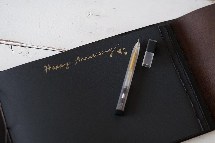 Moleskine Metallic Pens