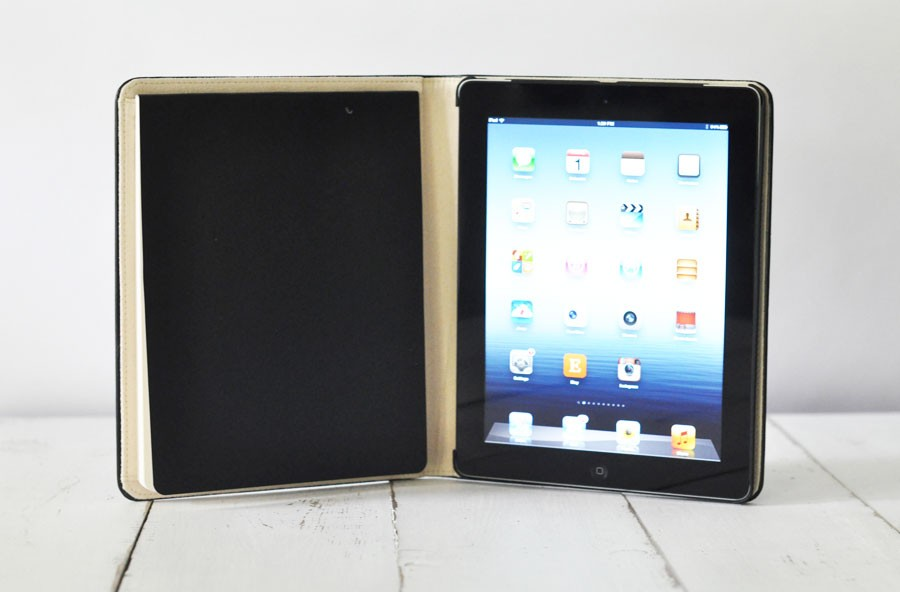 Moleskine Ipad Tablet Cover The Modern Ipad Accessory