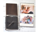 Leather Mini Photo Books