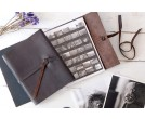 Leather Portfolio Book
