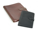 Rustic Leather Pad Portfolio