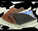 Rustic Credit Card Sleeve