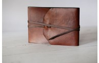 Sedona Leather Bound Guest Book