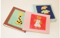 Felt Patch Guest Books