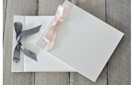 Ribbon & Bow Baby Picture Albums
