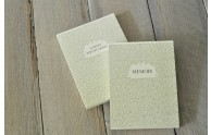 Letterpress Memoir Diary Journal