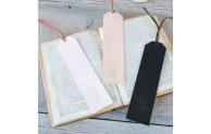 Leather Bookmarks - by Blue Sky Papers