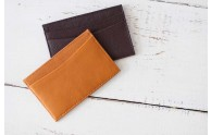 Leather Business Card Holders -  Soft Traditional Leather - Blue Sky Papers
