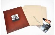Memorial Guest Book for Memorial & Funeral Services - Memorial Guest Book for memorial service and funeral service