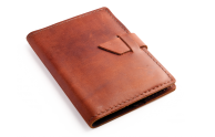 Rustic Leather Brag Book