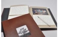 Memorial Guest Book, Keepsake of Memories