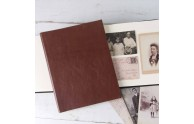 Soft Leather Photo Album from Blue Sky Papers